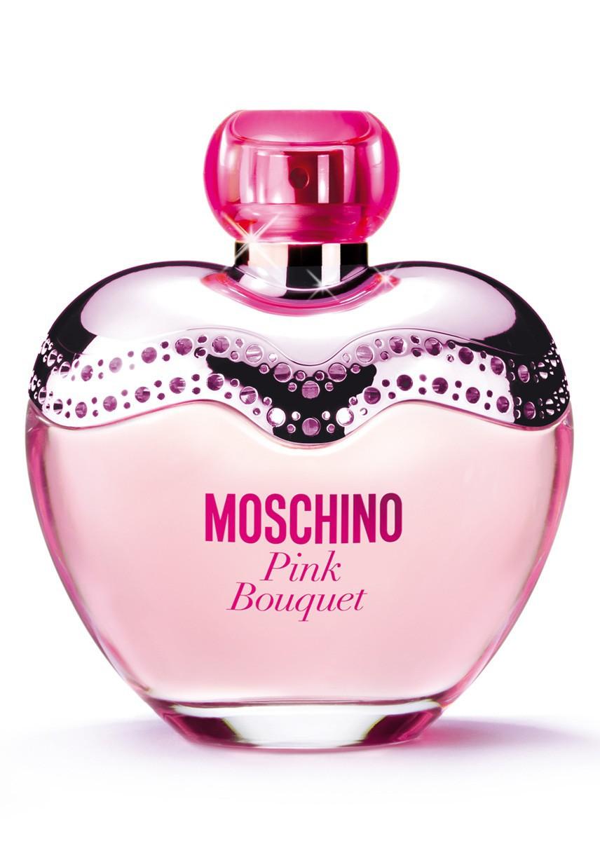 Moschino Pink Bouquet аромат для женщин