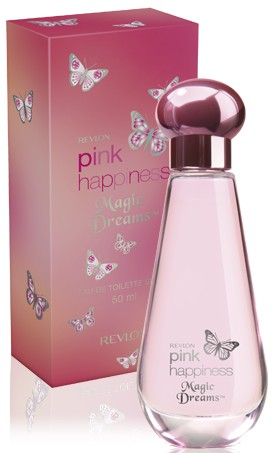 Revlon Pink Happiness Magic Dreams аромат для женщин