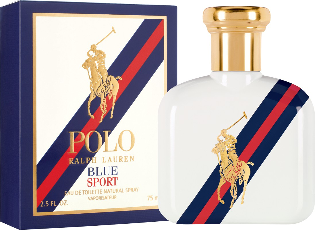 Ralph Lauren Polo Blue Sport аромат для мужчин