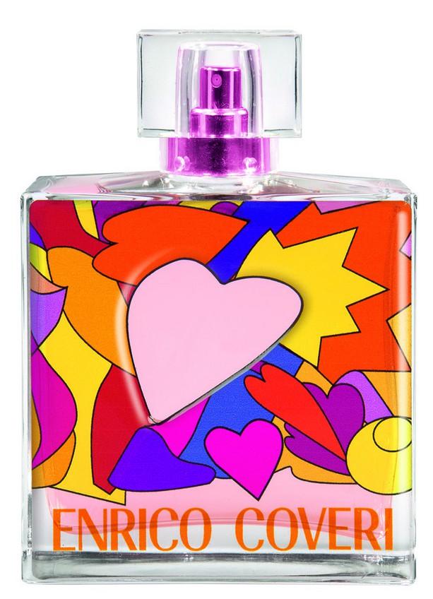Enrico Coveri Pop Heart for Her аромат для женщин