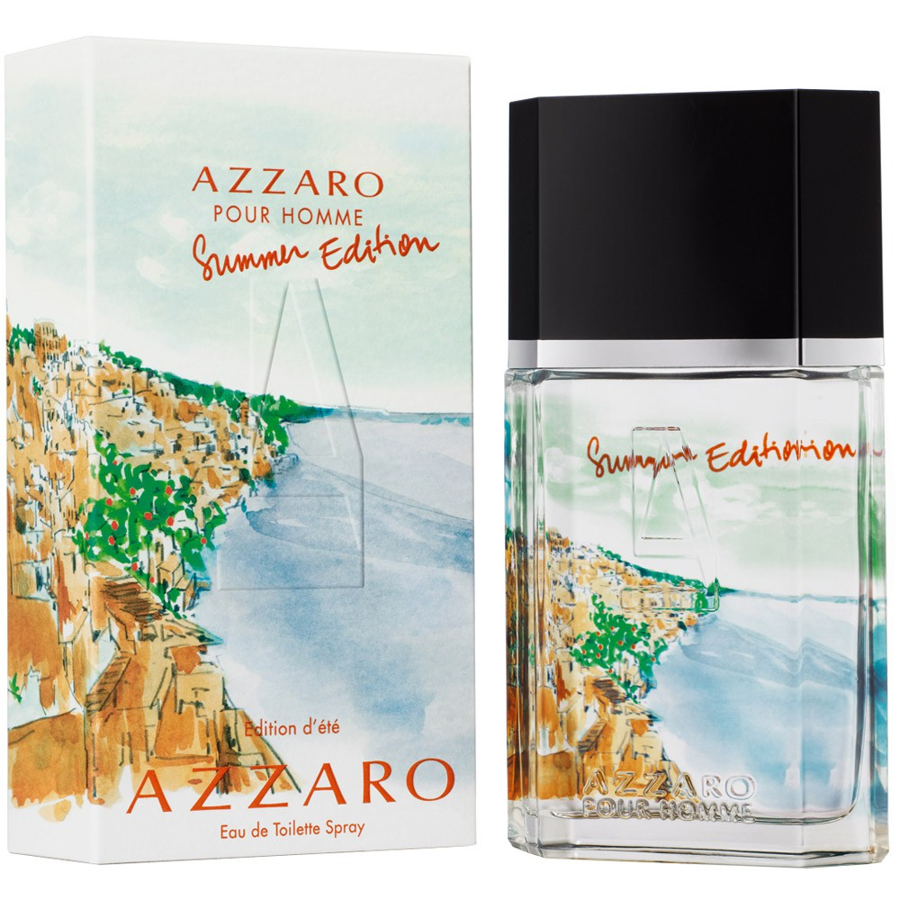 Azzaro Pour Homme Summer 2013 аромат для мужчин