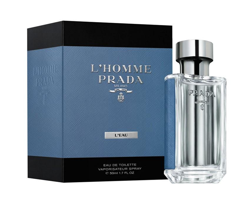 Prada L'Homme L'Eau аромат для мужчин