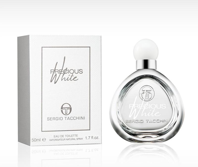 Sergio Tacchini Precious White аромат для женщин
