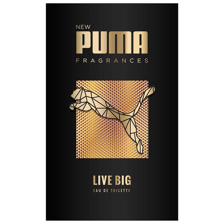 Puma Live Big аромат для мужчин