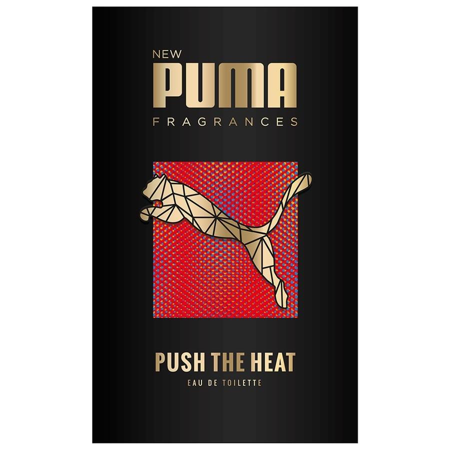 Puma Push The Heat аромат для мужчин