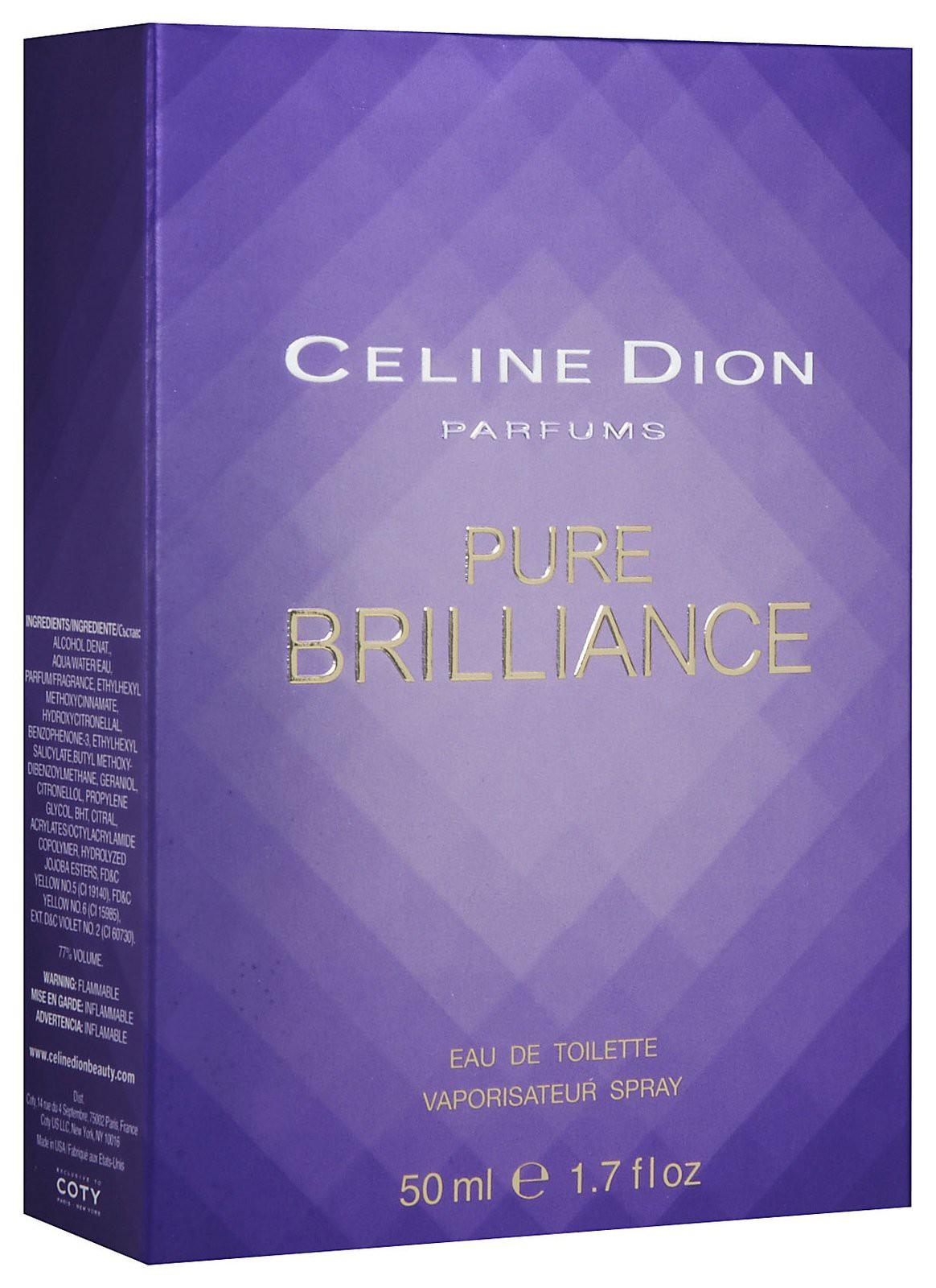 Celine Dion Pure Brilliance аромат для женщин