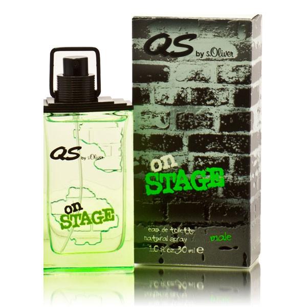 s.Oliver QS On Stage Male аромат для мужчин