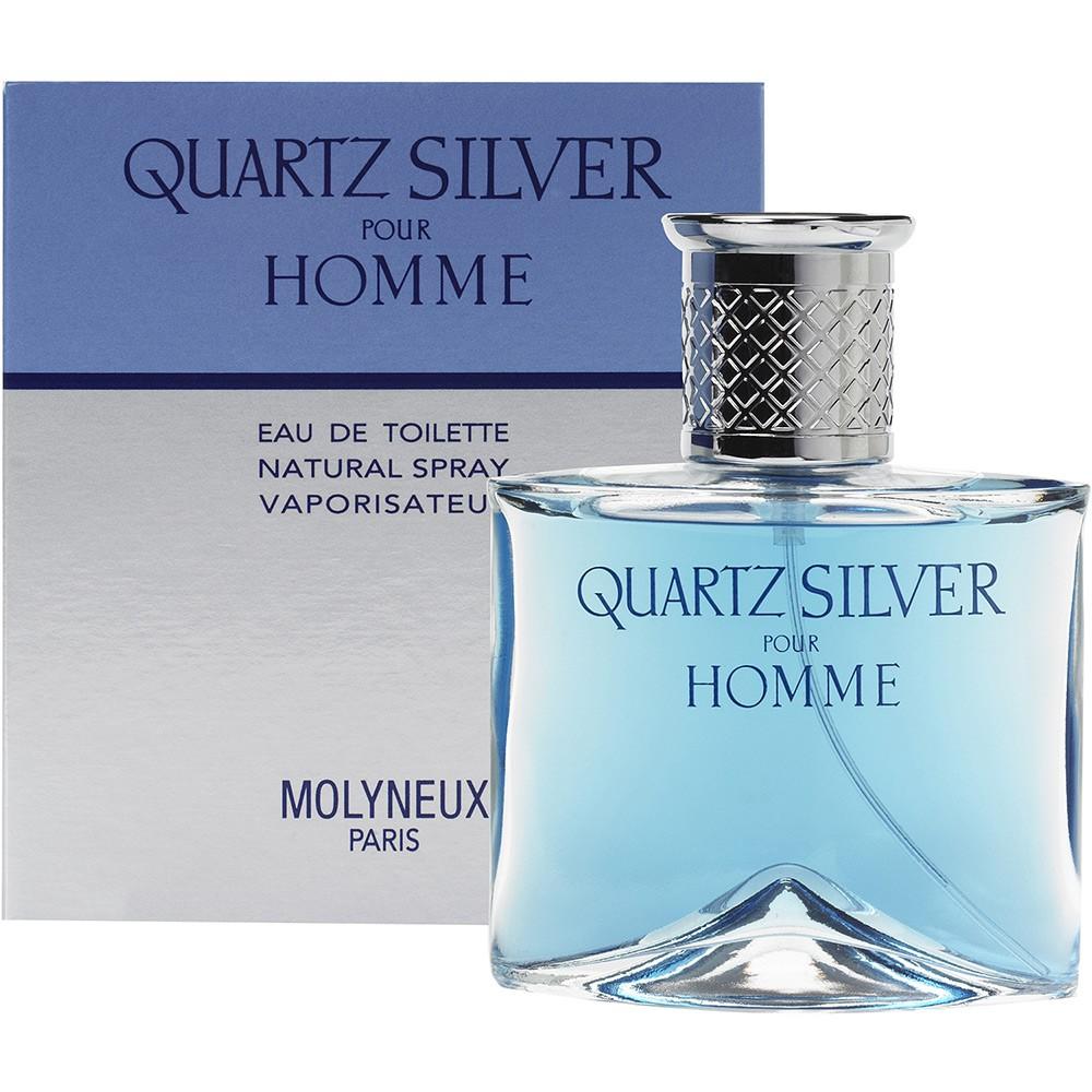 Molyneux Quartz Silver pour Homme аромат для мужчин
