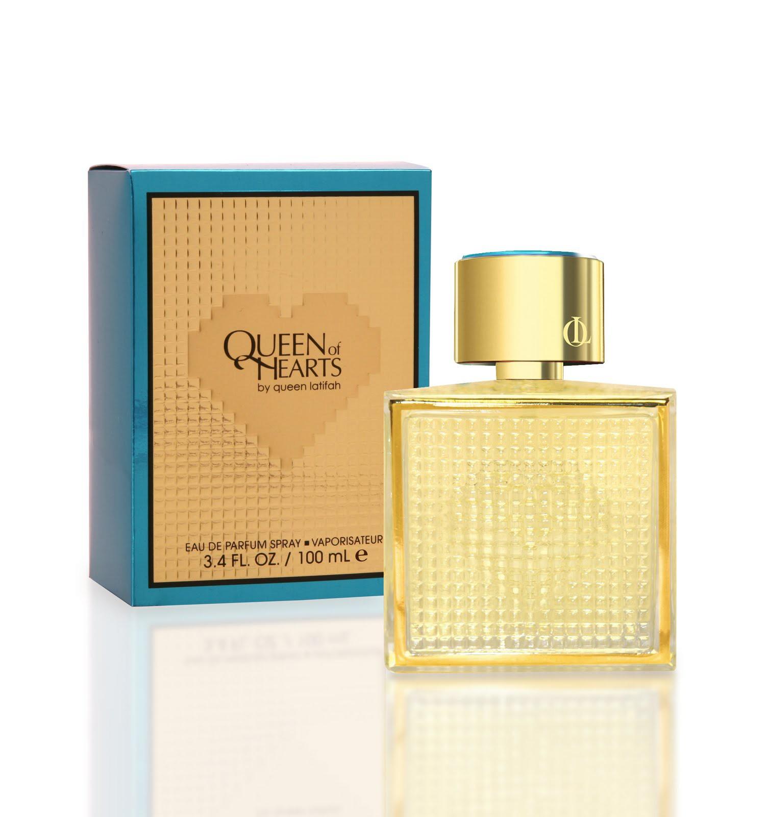 Queen Latifah Queen Of Hearts аромат для женщин