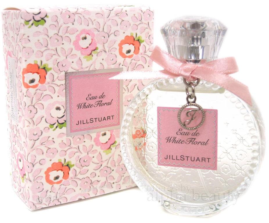 Jill Stuart Relax Eau de White Floral аромат для женщин