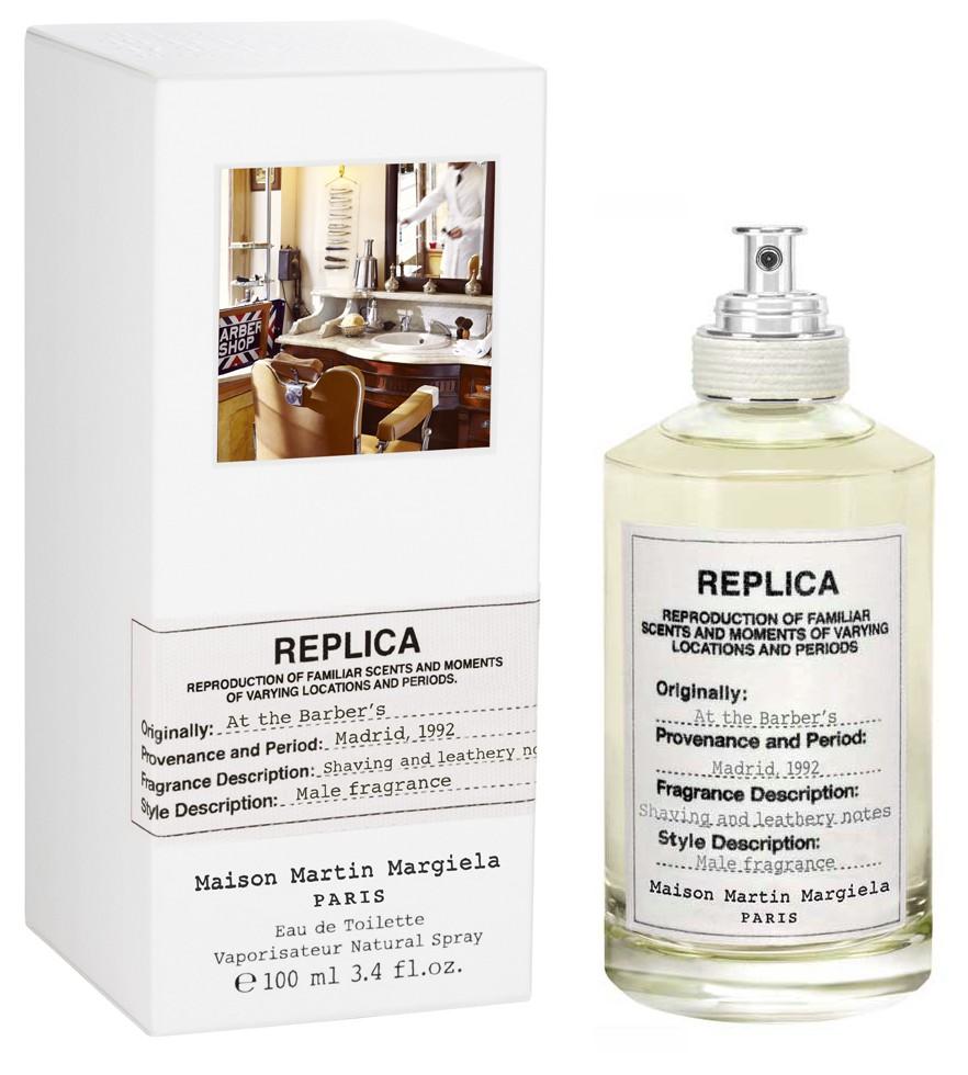 Maison Martin Margiela Replica : At The Barber's аромат для мужчин