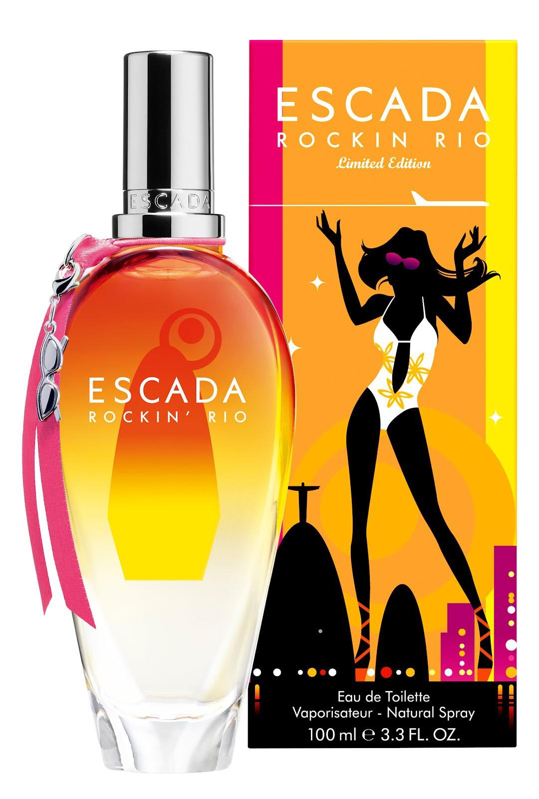 Escada Rockin' Rio аромат для женщин