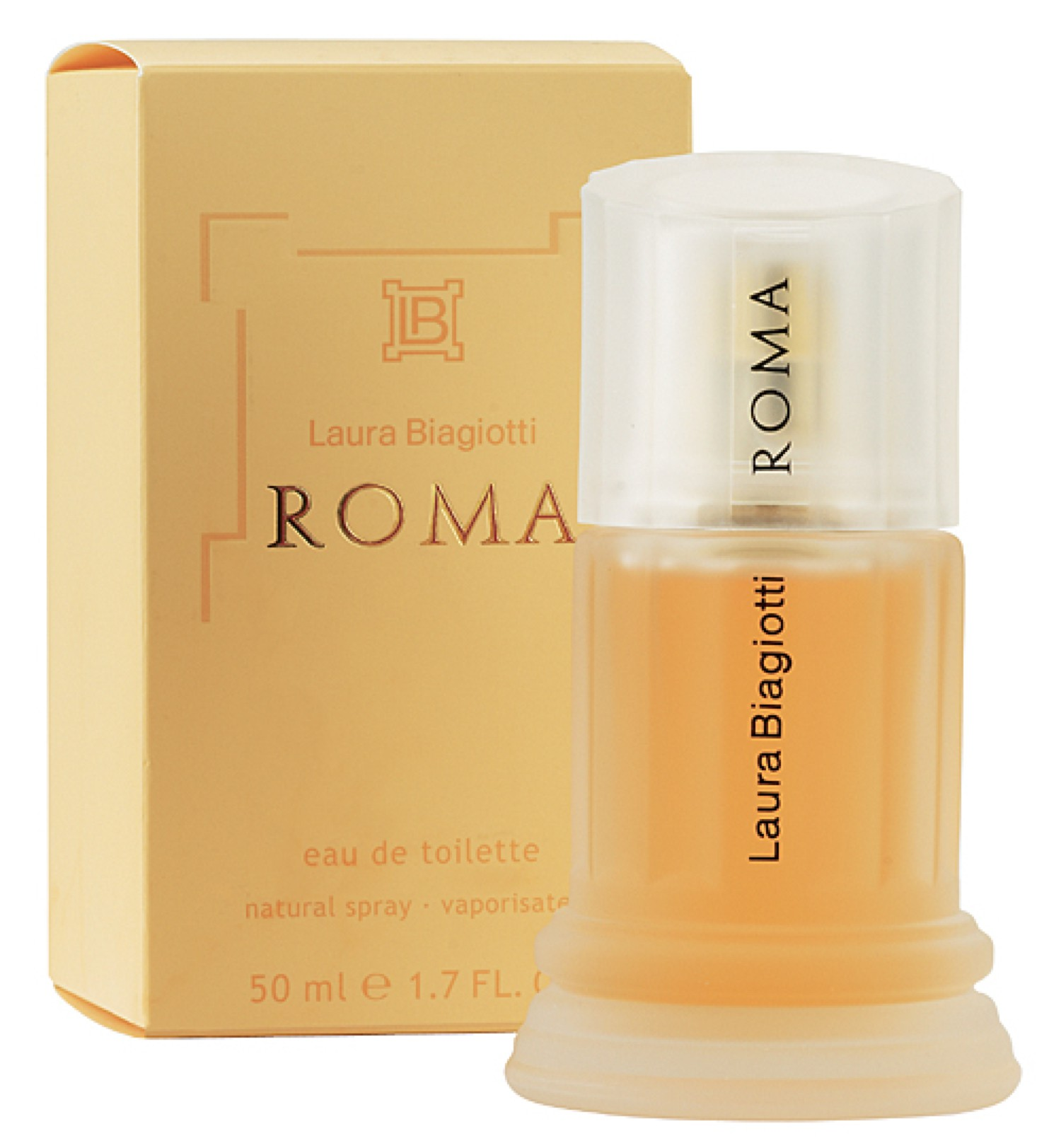 Laura Biagiotti Roma аромат для женщин