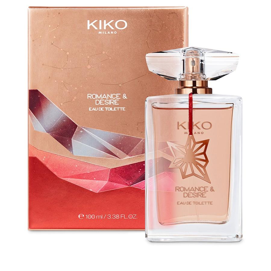 Kiko Romance & Desire аромат для женщин