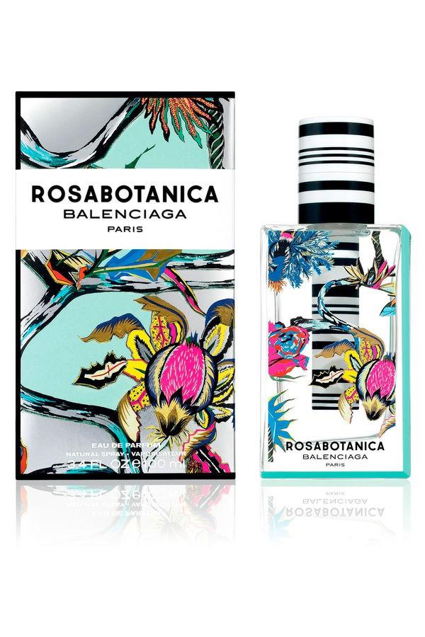 Balenciaga Rosabotanica аромат для женщин