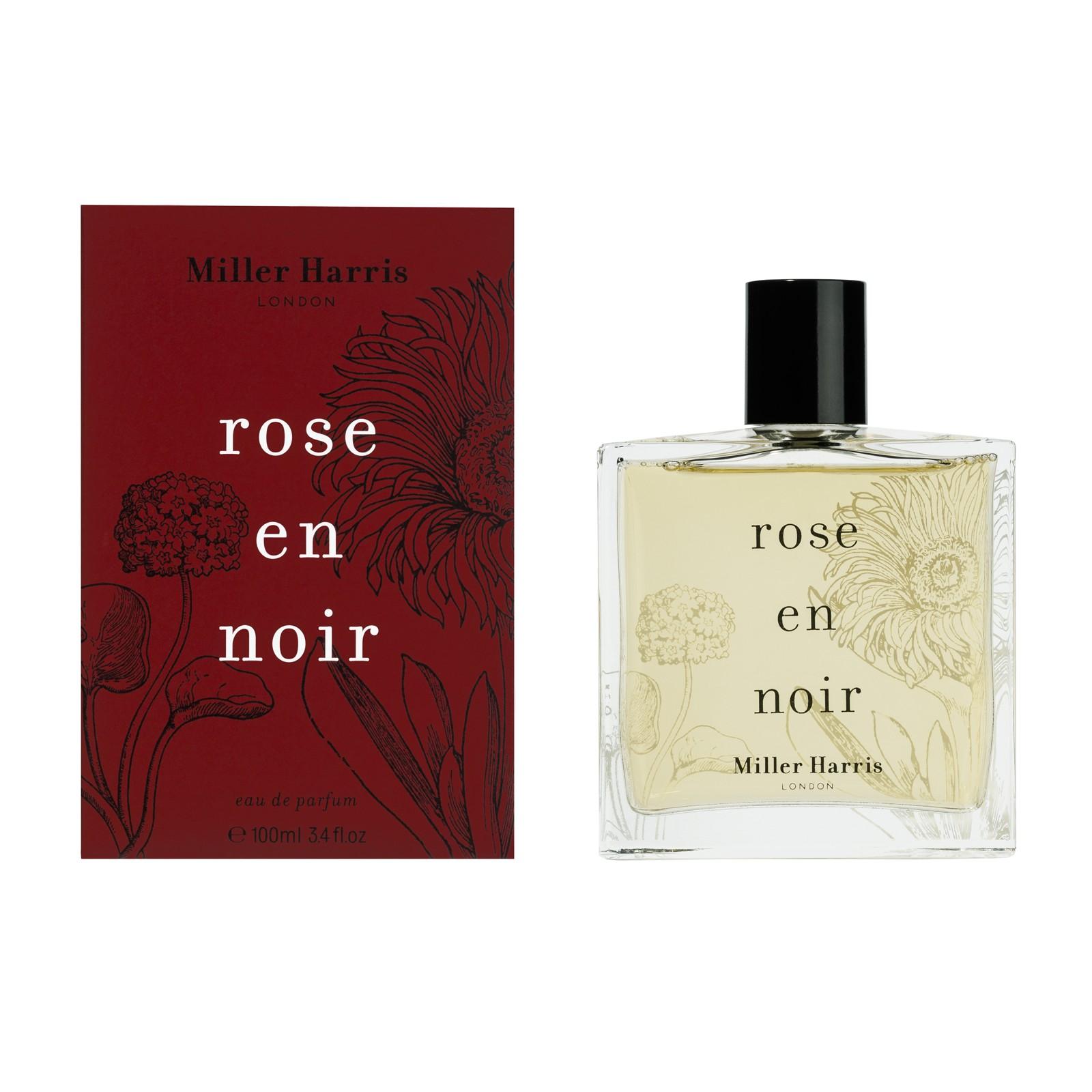 Miller Harris Rose En Noir аромат для женщин