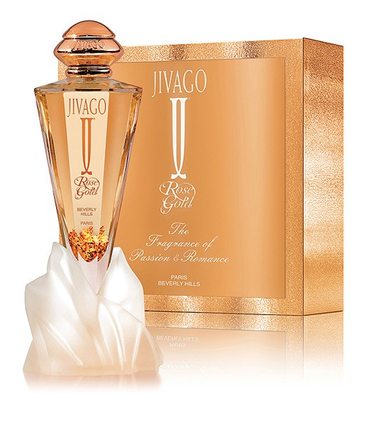 Jivago Rose Gold аромат для женщин