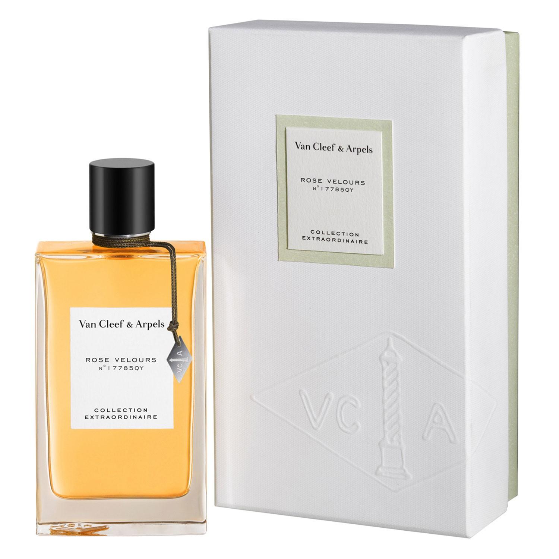 Van Cleef & Arpels Rose Velours аромат для женщин