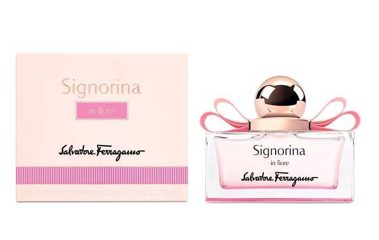 Salvatore Ferragamo Signorina In Fiore аромат для женщин