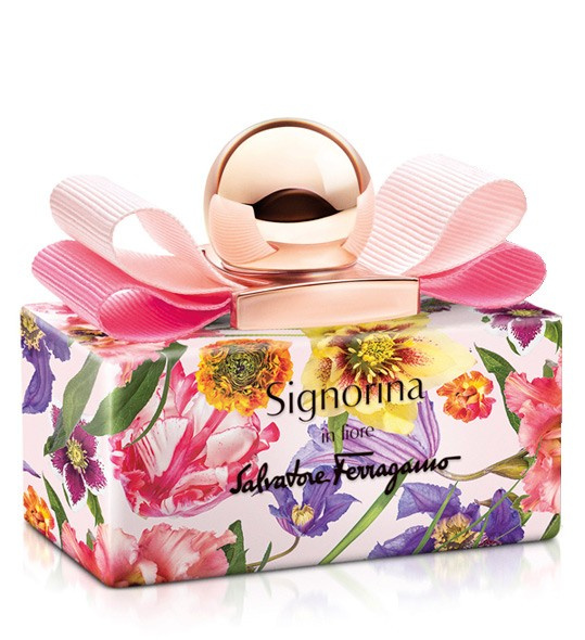 Salvatore Ferragamo Signorina In Fiore Fashion Edition аромат для женщин