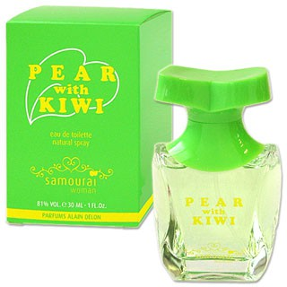 Alain Delon Samouraï Woman : Pear With Kiwi аромат для женщин