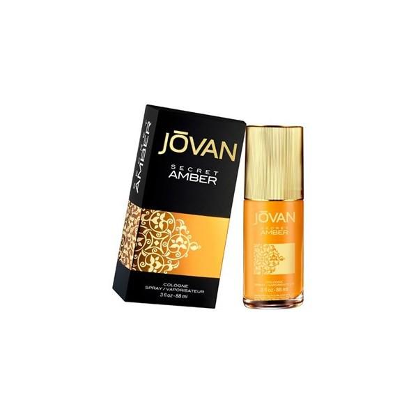 Jovan Secret Amber аромат для мужчин и женщин