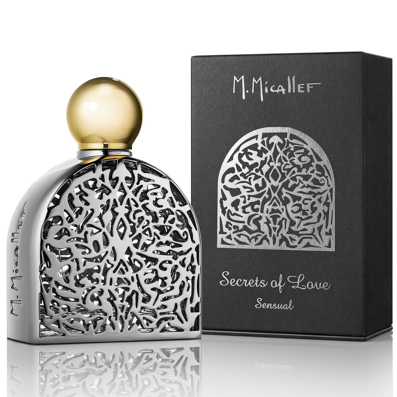 M. Micallef Sensual аромат для женщин