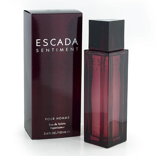 Escada Sentiment pour Homme аромат для мужчин