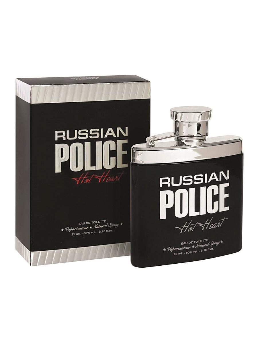 Sergio Nero Russian Police Hot Heart аромат для мужчин
