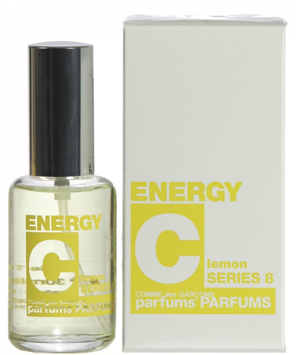 Comme des Garcons Series 8 Energy C : Lemon аромат для мужчин и женщин