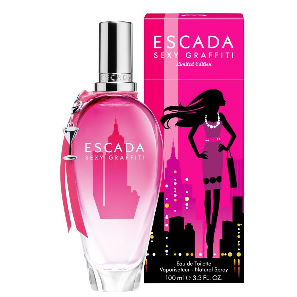 Escada Sexy Graffiti (2012) аромат для женщин