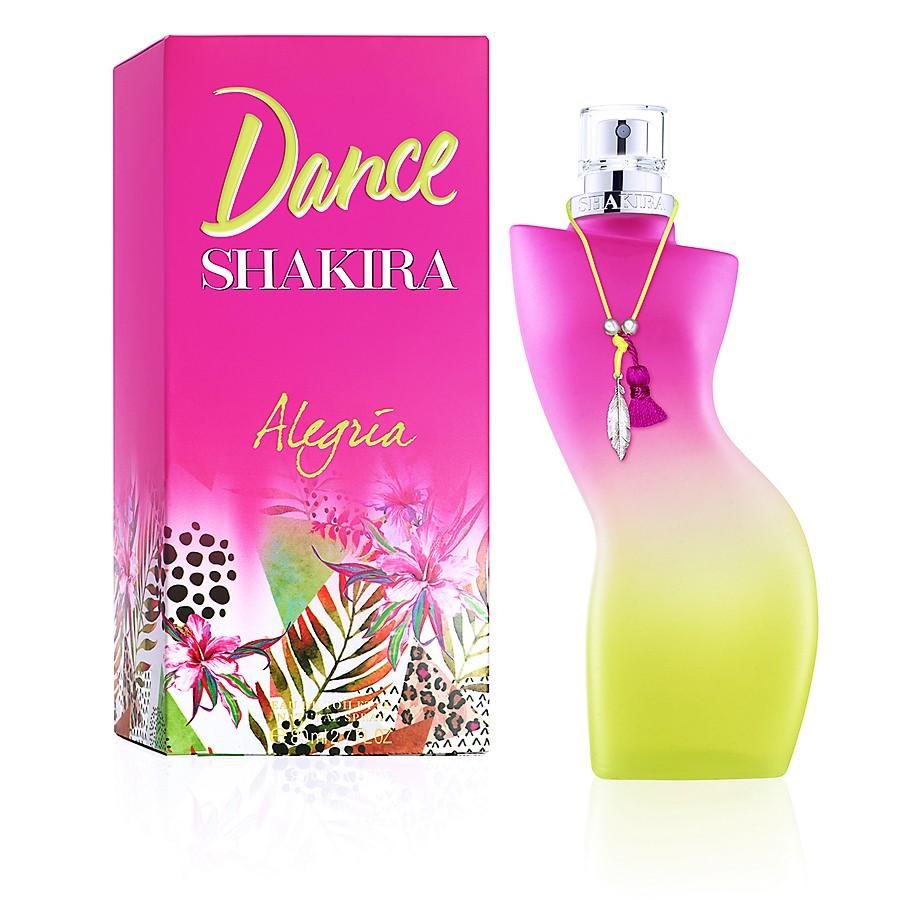 Shakira Dance Alegria аромат для женщин