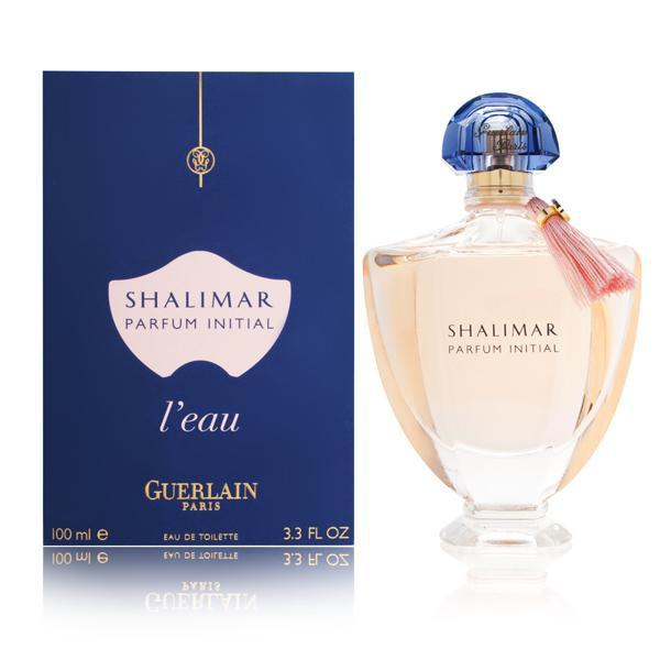 Guerlain Shalimar Parfum Initial L'eau аромат для женщин