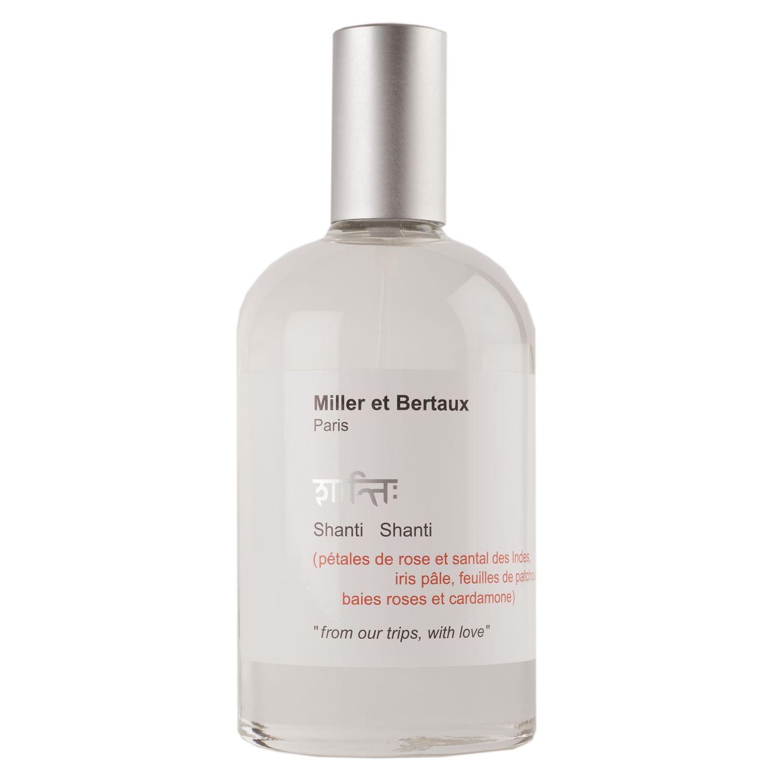 Miller et Bertaux Shanti Shanti аромат для мужчин и женщин