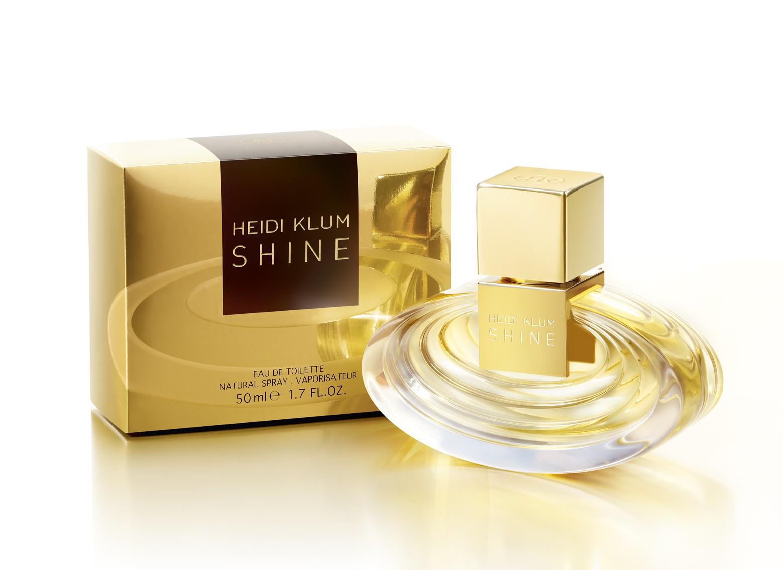Heidi Klum Shine аромат для женщин