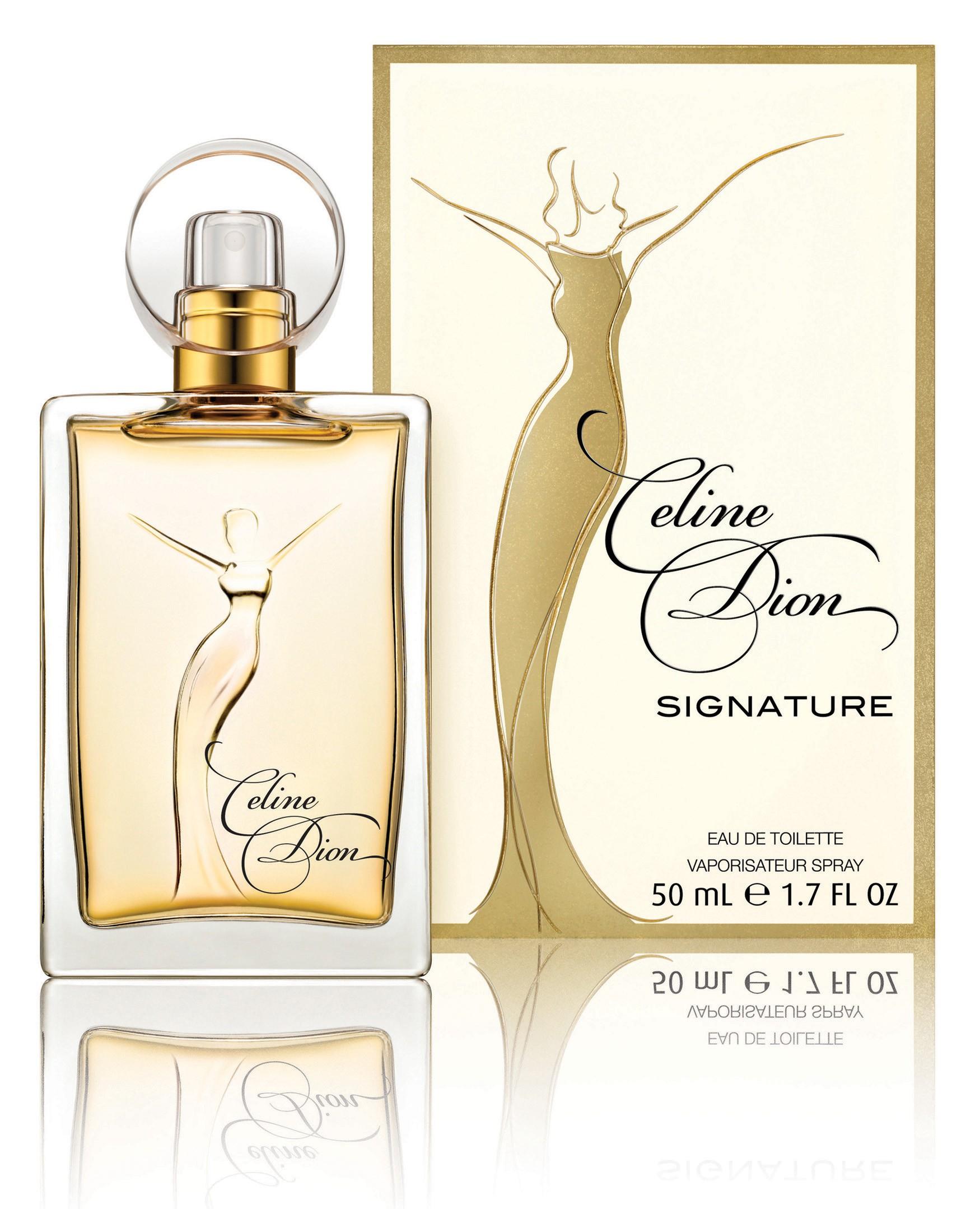 Celine Dion Signature аромат для женщин