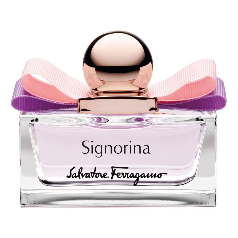 Salvatore Ferragamo Signorina Eau de Toilette аромат для женщин