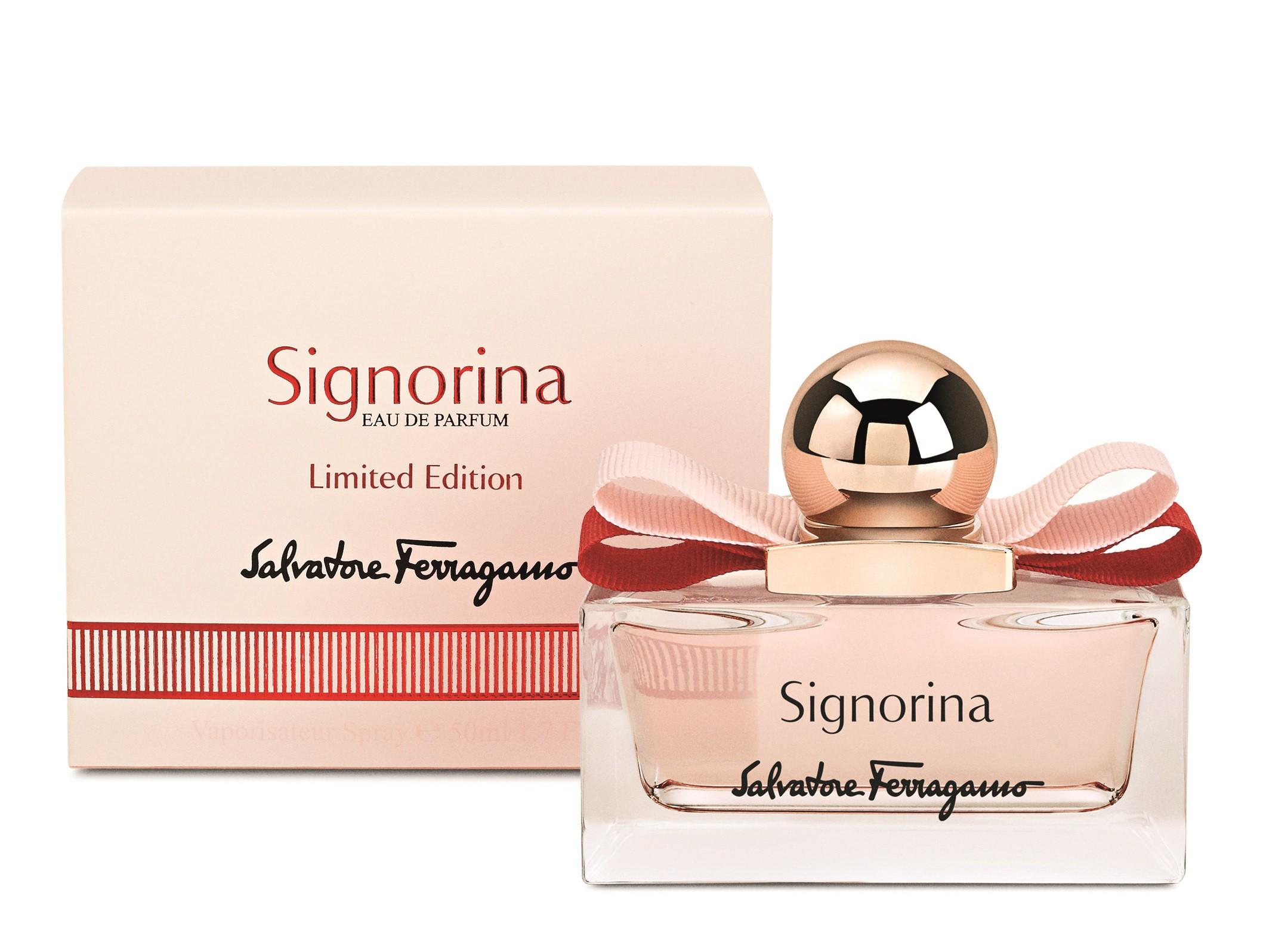 Salvatore Ferragamo Signorina Limited Edition аромат для женщин