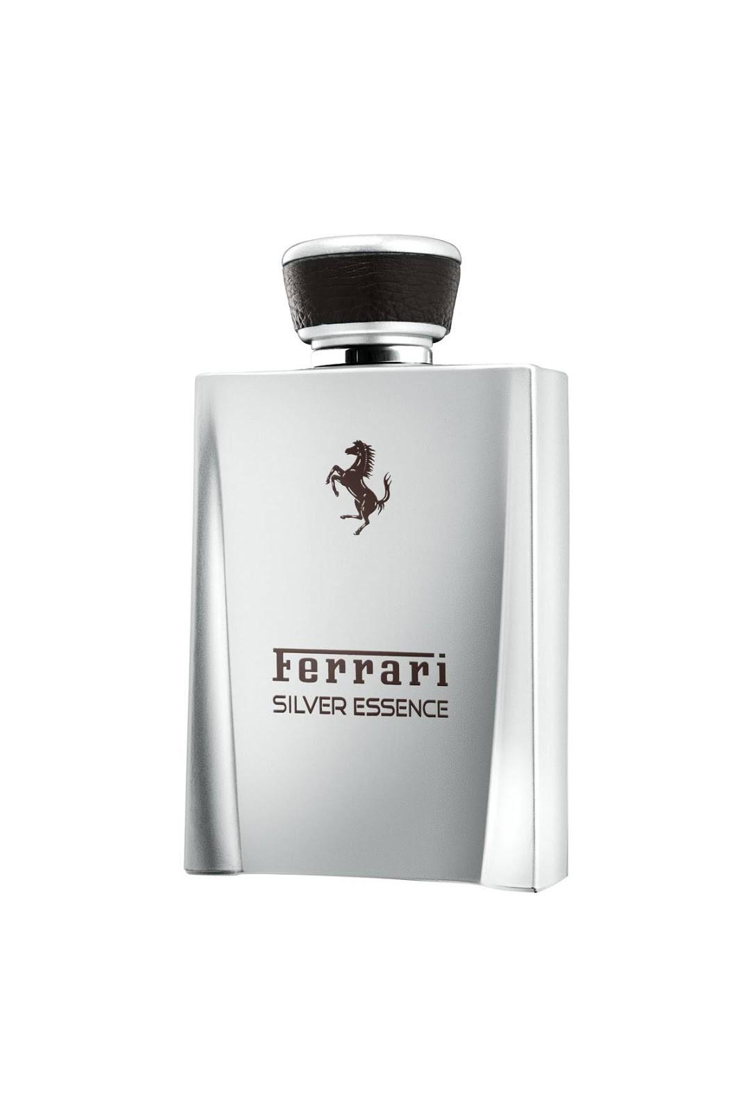 Ferrari Silver Essence аромат для мужчин