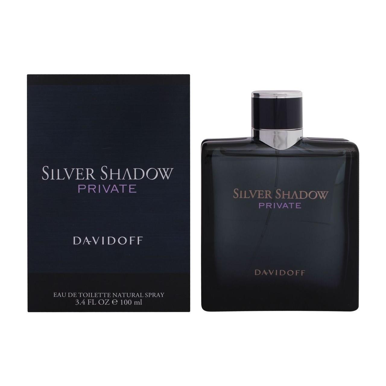 Davidoff Silver Shadow Private аромат для мужчин