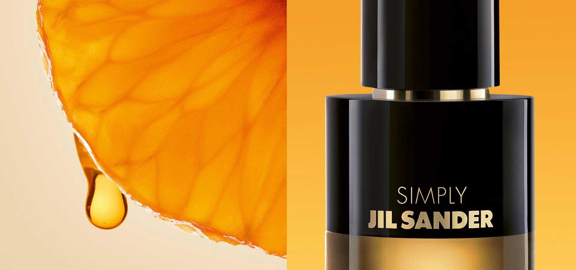 Simply Jil Sander Touch of Mandarin аромат для женщин