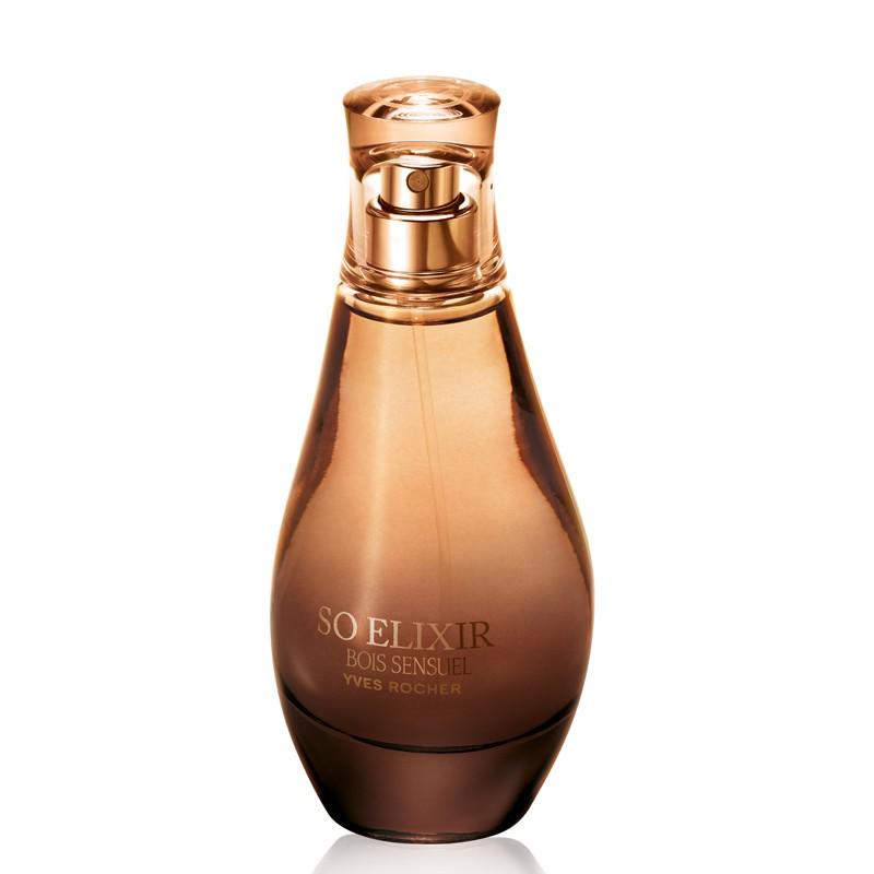 Yves Rocher So Elixir Bois Sensuel L'Eau de Parfum аромат для женщин