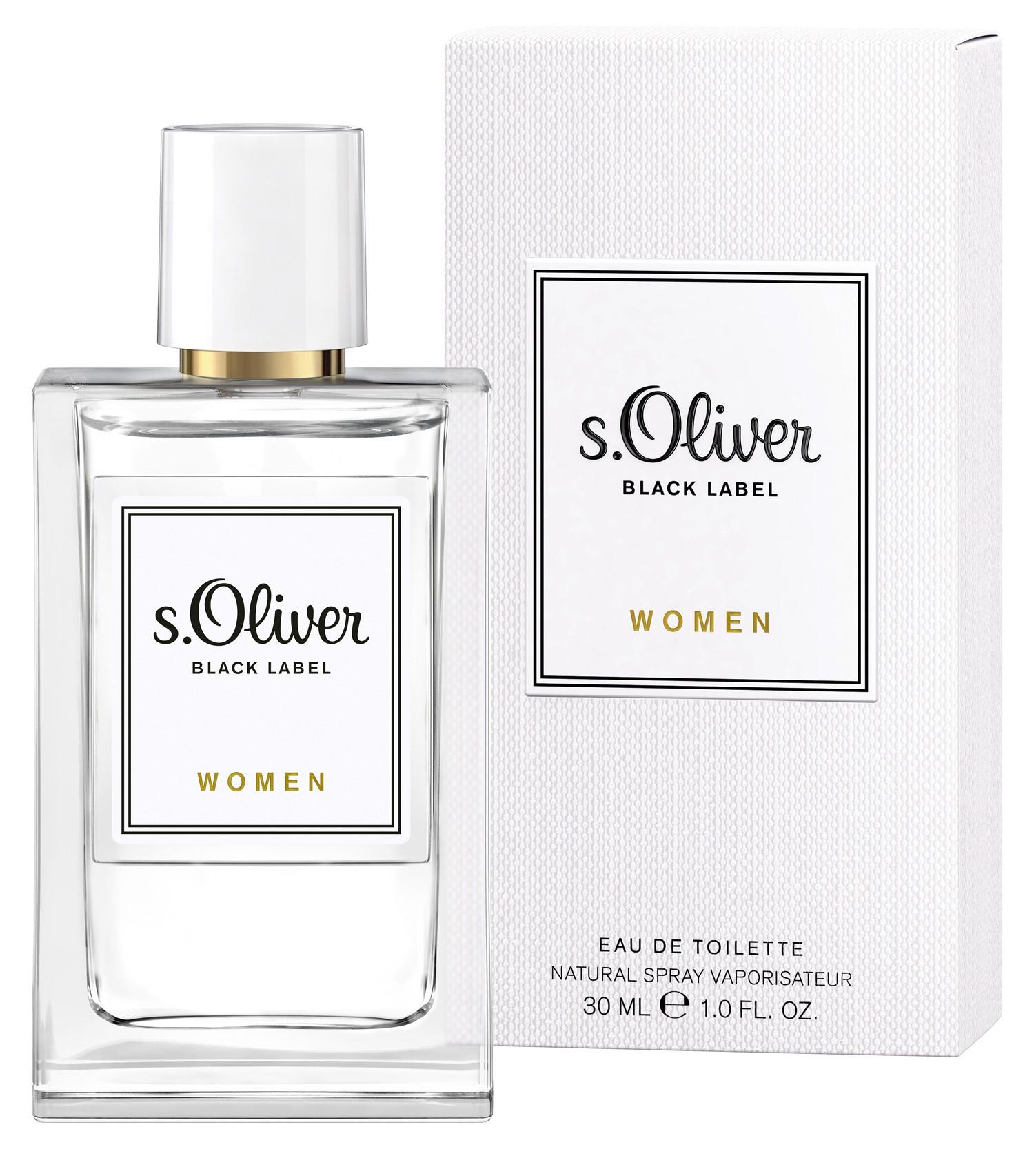 s.Oliver Black Label Women аромат для женщин