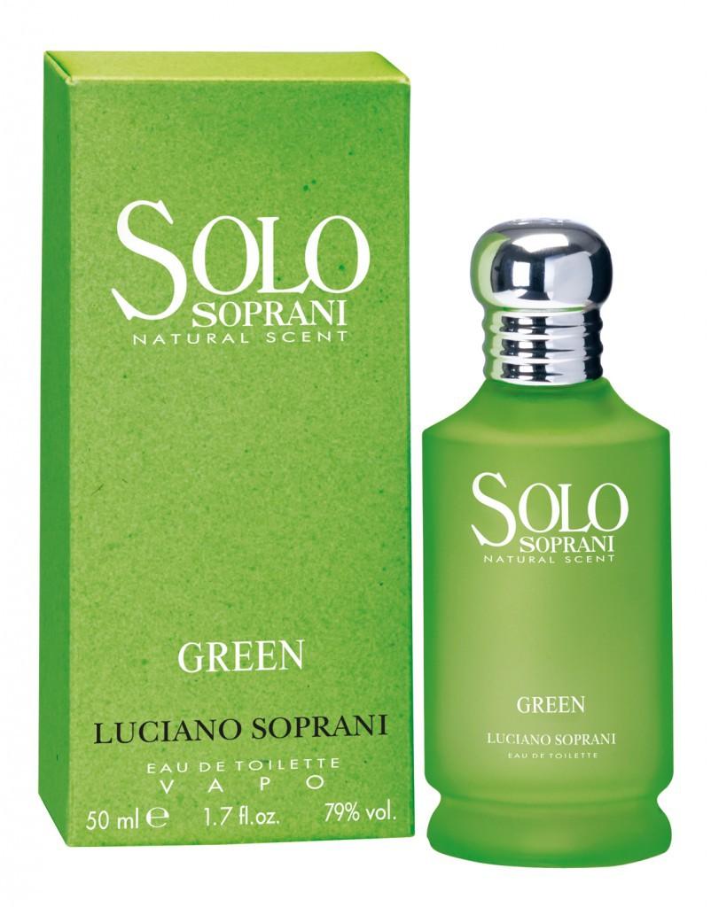 Luciano Soprani Solo Green аромат для мужчин и женщин