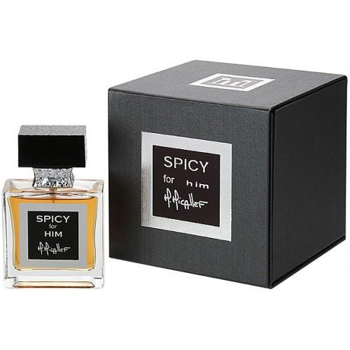 M. Micallef Spicy for Him аромат для мужчин