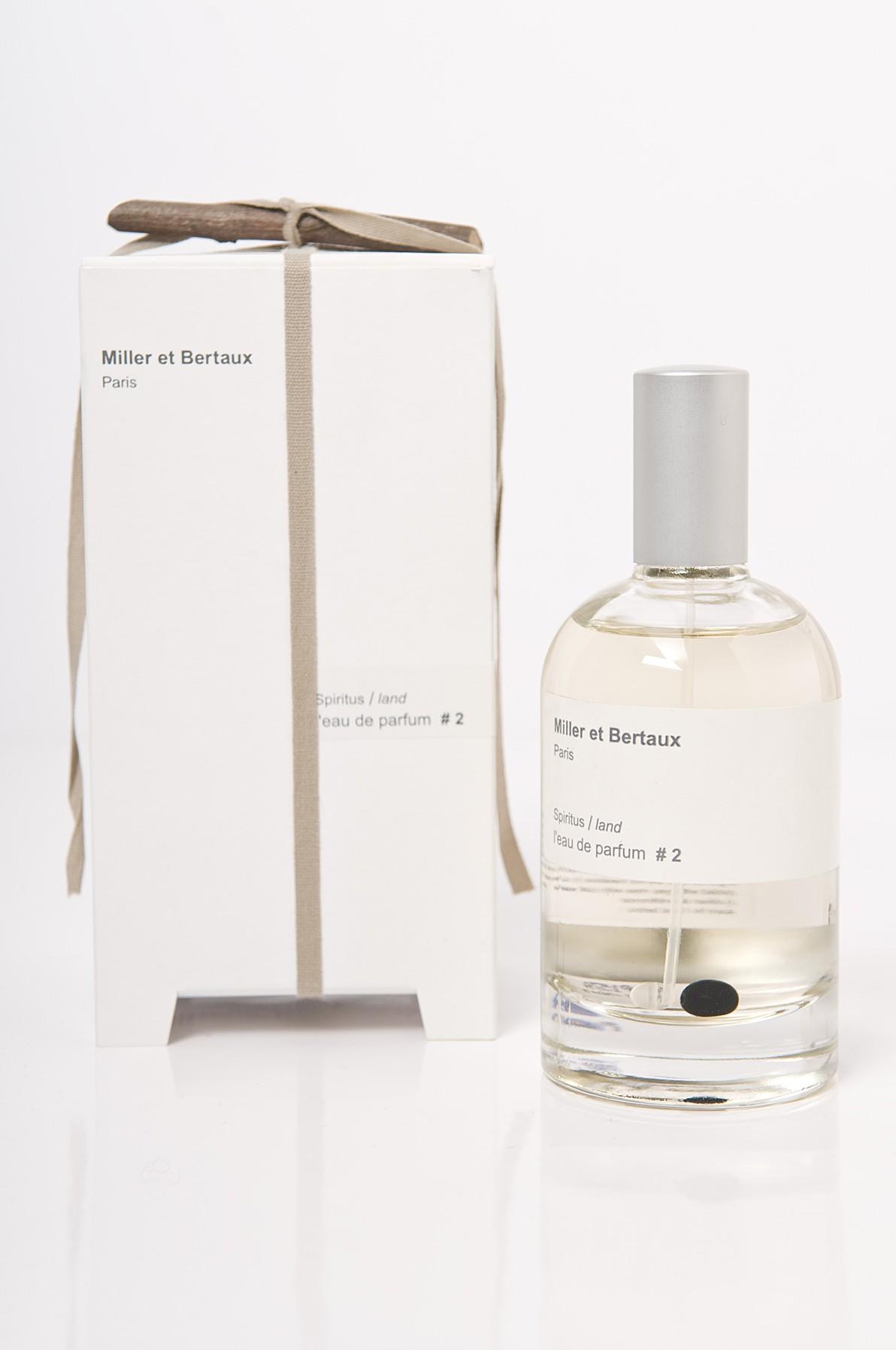 Miller et Bertaux Spiritus / Land #2 аромат для мужчин и женщин