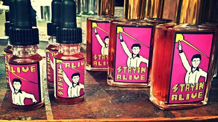 Lush Stayin' Alive аромат для мужчин и женщин