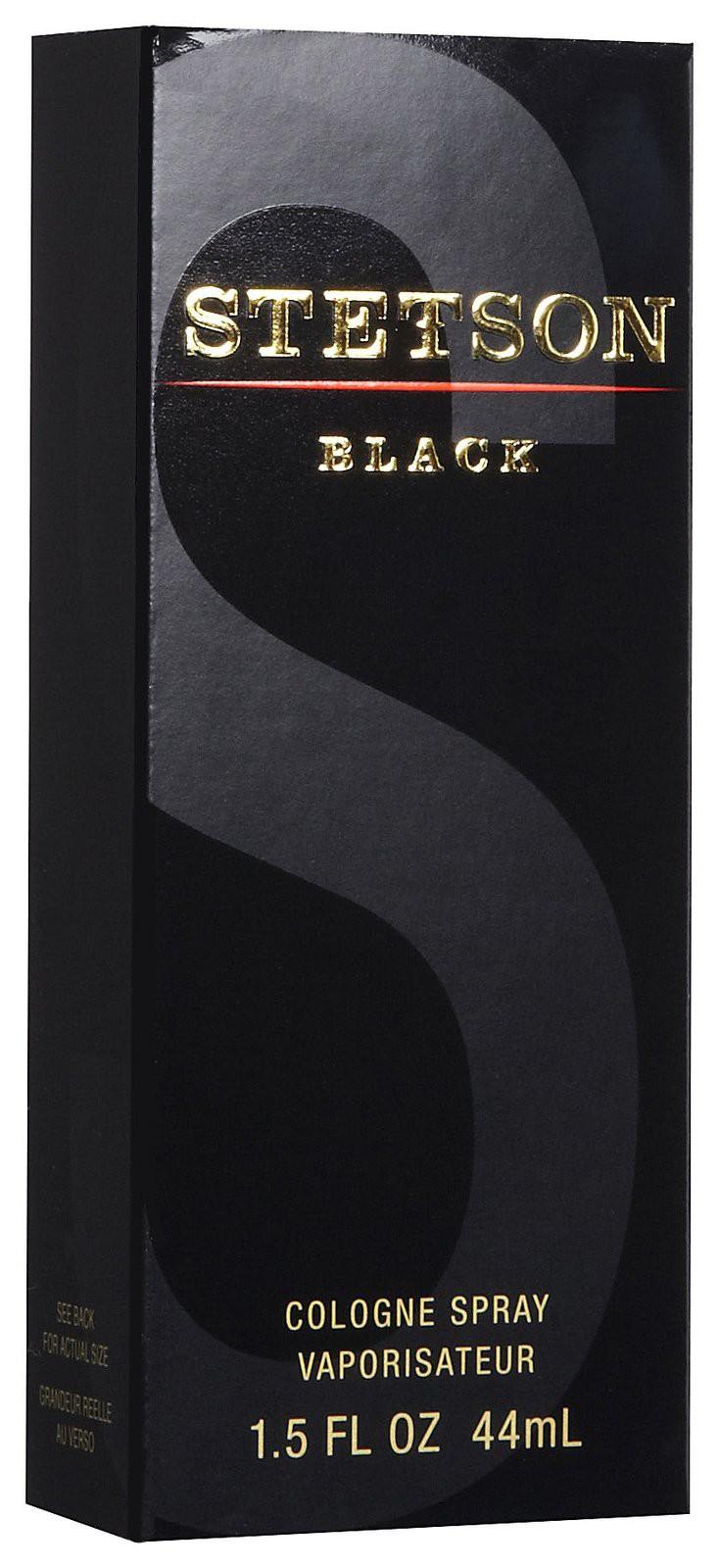 Stetson Black аромат для мужчин