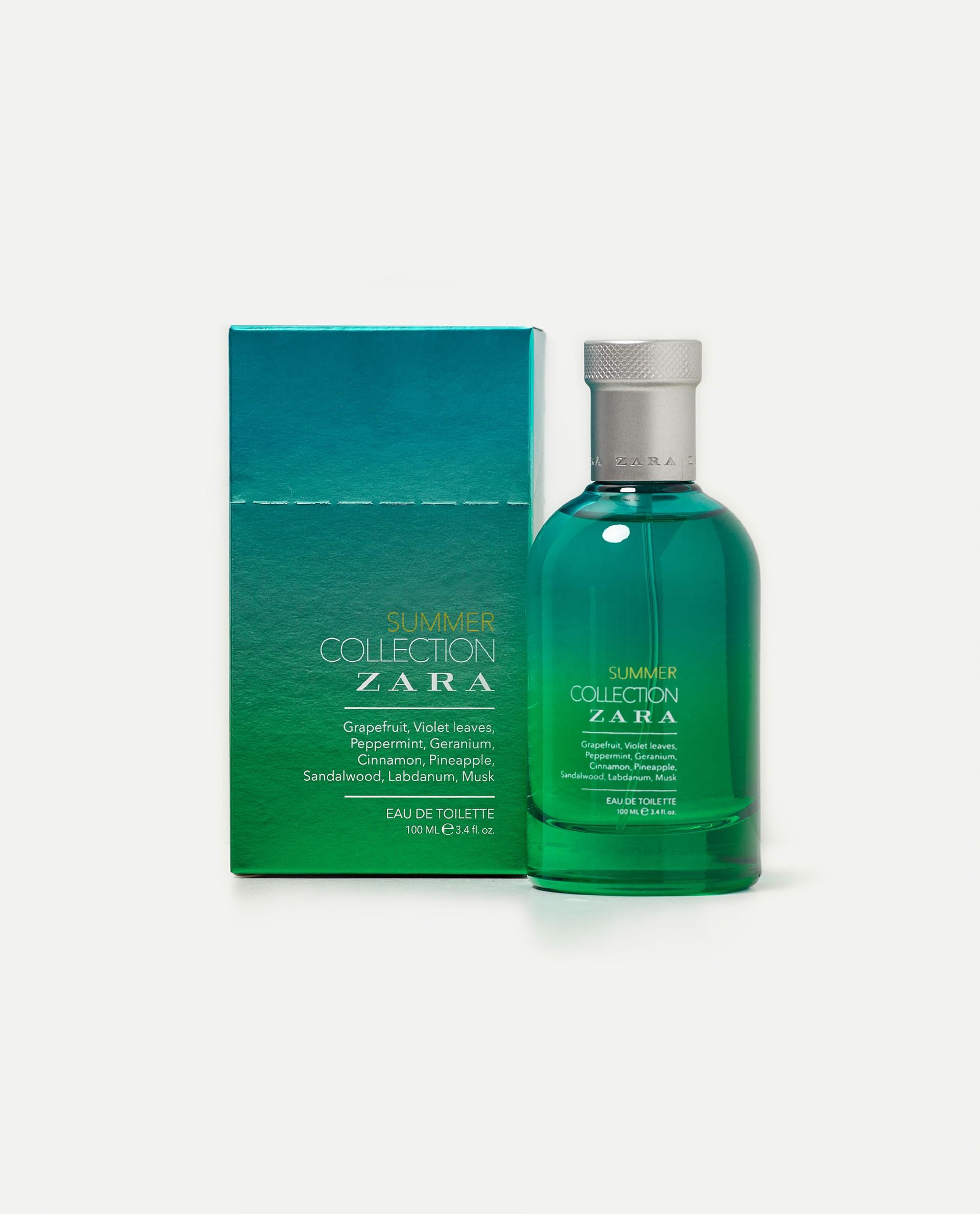 Summer Collection Zara аромат для мужчин