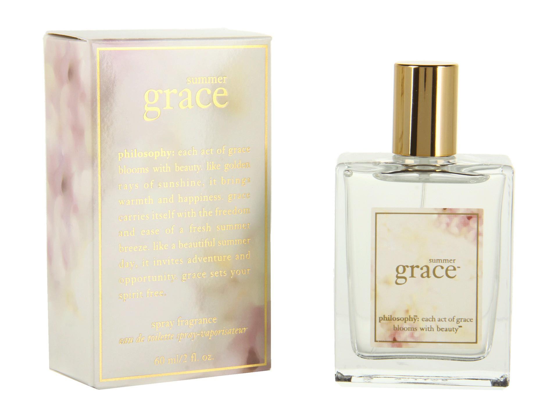 Philosophy Summer Grace аромат для женщин